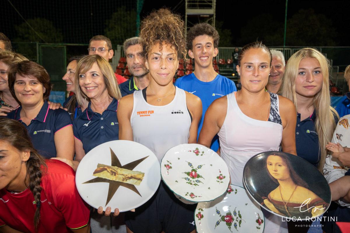 Stefania Rubini trionfa agli Internazionali 2019